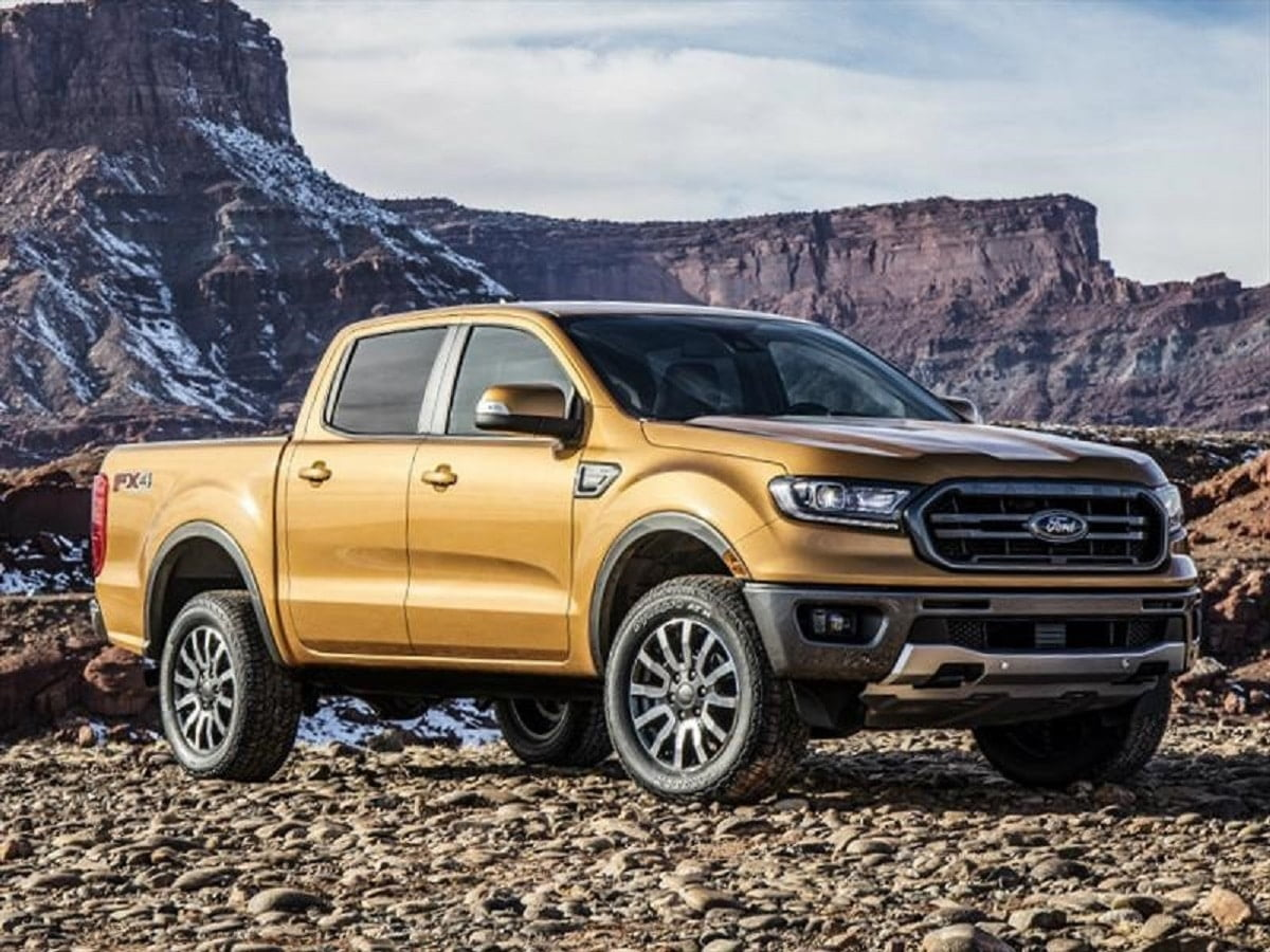 Manual de Usuario FORD RANGER 2019 en PDF Gratis