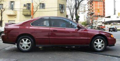 Manual Honda Accord Coupe 1995 de Usuario