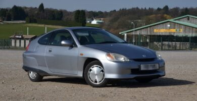 Manual Honda Insight 2000 de Usuario
