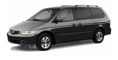 Manual Honda Odyssey 2004 de Usuario