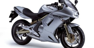 Manual en Español Kawasaki ER 6F 2006 de Usuario PDF GRATIS
