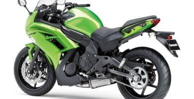 Manual en Español Kawasaki ER 6F 2009 de Usuario PDF GRATIS