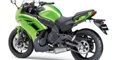 Manual en Español Kawasaki ER 6F 2011 de Usuario PDF GRATIS