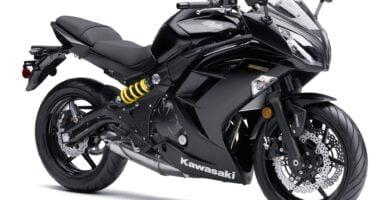 Manual en Español Kawasaki ER 6F 2013 de Usuario PDF GRATIS