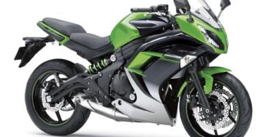 Manual en Español Kawasaki ER 6F 2016 de Usuario PDF GRATIS