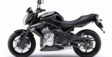 Manual en Español Kawasaki ER 6N 2008 de Usuario PDF GRATIS