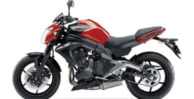 Manual en Español Kawasaki ER 6N ABS 2013 de Usuario PDF GRATIS