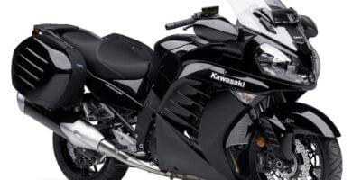 Manual en Español Kawasaki 1400 GTR ABS 2016 de Usuario PDF GRATIS