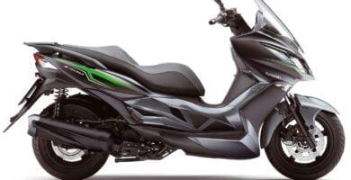 Manual en Español Kawasaki J300 ABS 2017 de Usuario PDF GRATIS