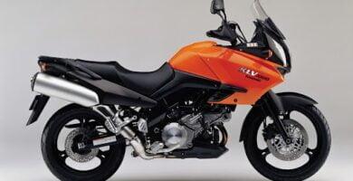 Manual en Español Kawasaki KLV1000 2005 de Usuario PDF GRATIS