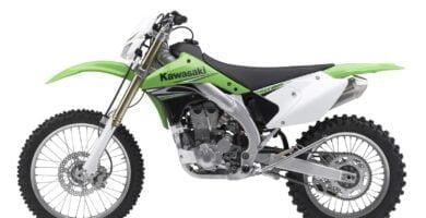 Manual en Español Kawasaki KLX450R 2009 de Usuario PDF GRATIS