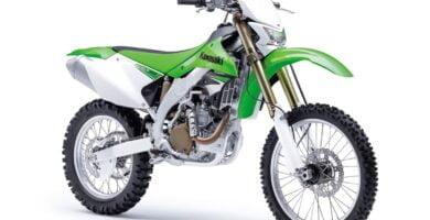 Manual en Español Kawasaki KLX450R 2013 de Usuario PDF GRATIS