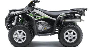 Manual en Español Kawasaki KVF 750 2014 de Usuario PDF GRATIS