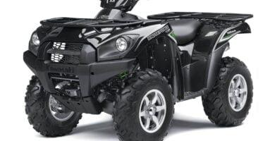 Manual en Español Kawasaki KVF 750 2015 de Usuario PDF GRATIS