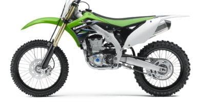 Manual en Español Kawasaki KX450F 2014 de Usuario PDF GRATIS