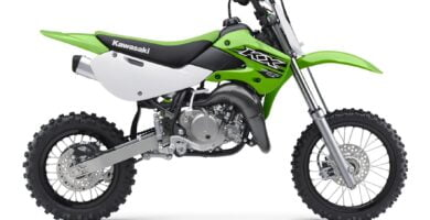 Manual en Español Kawasaki KX65 2000 de Usuario PDF GRATIS