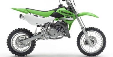 Manual en Español Kawasaki KX65 2006 de Usuario PDF GRATIS