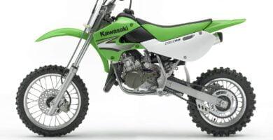 Manual en Español Kawasaki KX65 2007 de Usuario PDF GRATIS