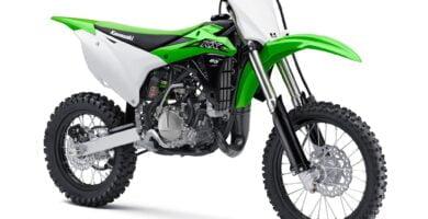 Manual en Español Kawasaki KX85 2016 de Usuario PDF GRATIS