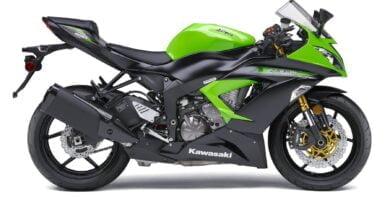 Manual en Español Kawasaki NINJA ZX6R 2015 de Usuario PDF GRATIS