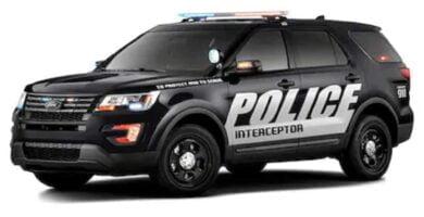 Manual en Español FORD POLICE INTERCEPTOR 2019 de Usuario PDF GRATIS