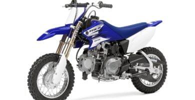 Manual Yamaha TT-R50E 2016 de Usuario PDF GRATIS