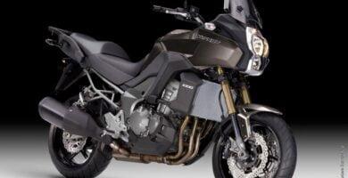 Manual en Español Kawasaki VERSYS 1000 2013 de Usuario PDF GRATIS