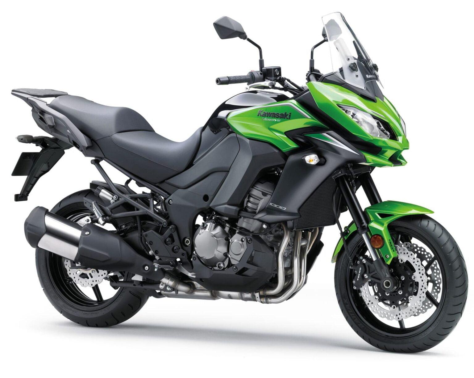 Manual en Español Kawasaki VERSYS 1000 2017 de Usuario PDF GRATIS