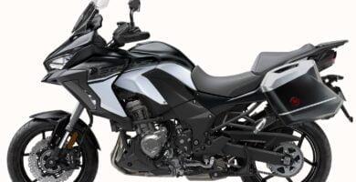 Manual en Español Kawasaki VERSYS 1000 2019 de Usuario PDF GRATIS