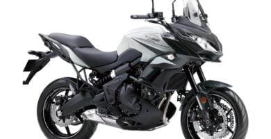 Manual en Español Kawasaki VERSYS 650 2019 de Usuario PDF GRATIS