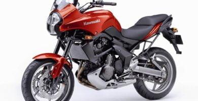 Manual en Español Kawasaki VERSYS ABS 2007 de Usuario PDF GRATIS