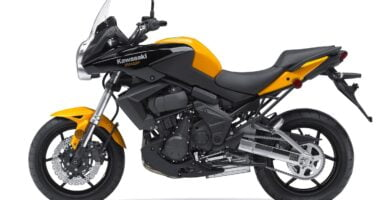 Manual en Español Kawasaki VERSYS ABS 2012 de Usuario PDF GRATIS