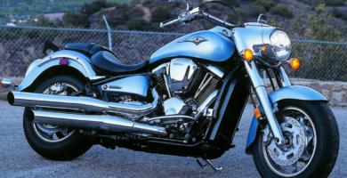 Manual en Español Kawasaki VN2000 2004 de Usuario PDF GRATIS