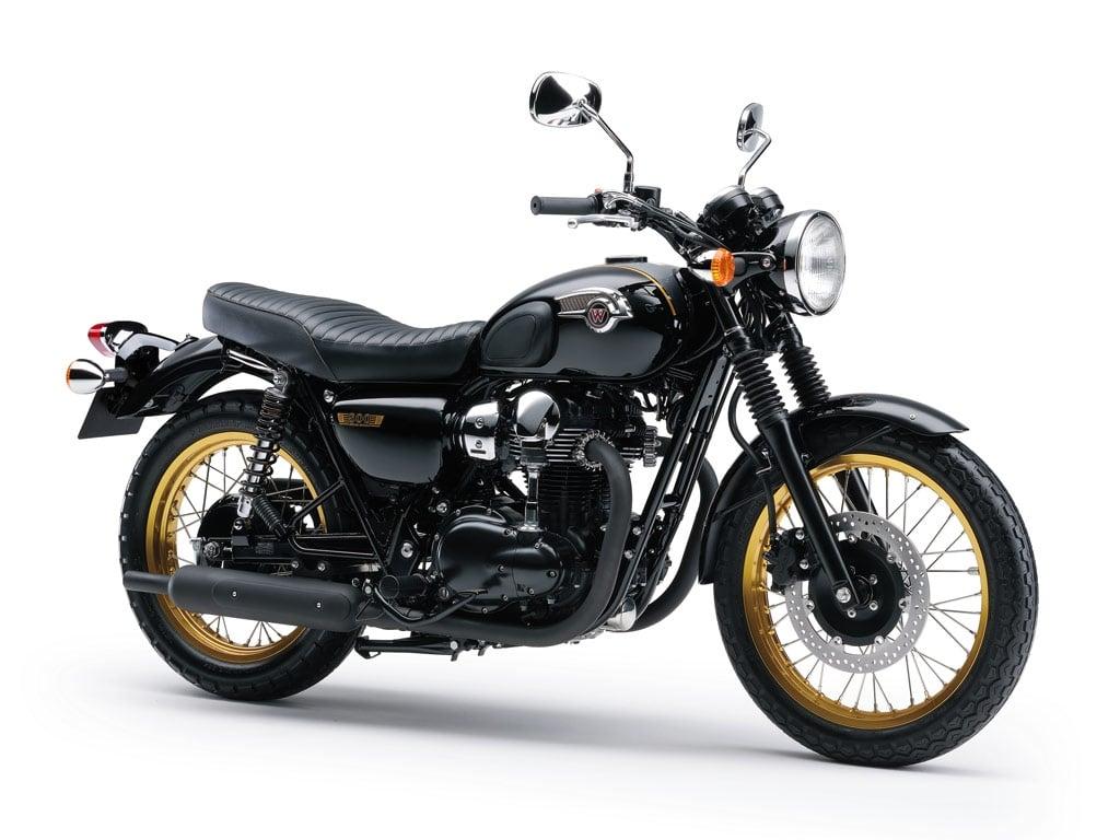 Manual en Español Kawasaki W800 2012 de Usuario PDF GRATIS