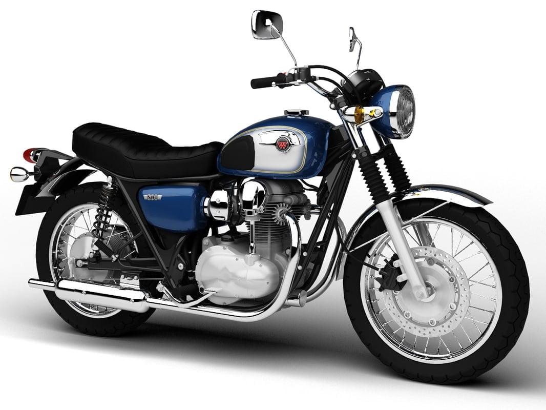 Manual en Español Kawasaki W800 2014 de Usuario PDF GRATIS