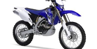 Manual en Español Yamaha WR250F 2014 de Usuario PDF GRATIS