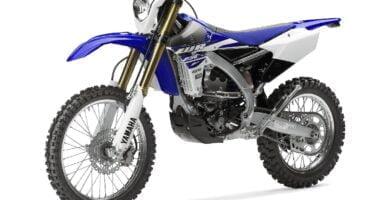 Manual en Español Yamaha WR250F 2015 de Usuario PDF GRATIS