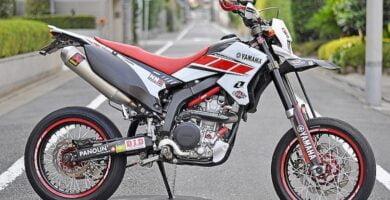 Manual Yamaha WR250X 2017 de Usuario PDF GRATIS