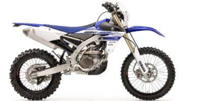 Manual Yamaha WR450F 2016 de Usuario PDF GRATIS