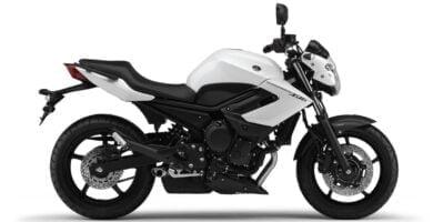 Manual en Español Yamaha XJ6-N 2013 de Usuario PDF GRATIS