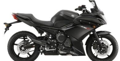 Manual en Español Yamaha XJ6F 2015 de Usuario PDF GRATIS