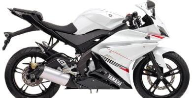 Manual en Español Yamaha YZF-R125 2011 de Usuario PDF GRATIS