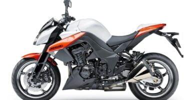 Manual en Español Kawasaki Z1000 ABS 2010 de Usuario PDF GRATIS