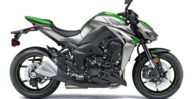 Manual en Español Kawasaki Z1000 ABS 2016 de Usuario PDF GRATIS