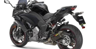 Manual en Español Kawasaki Z1000SX 2018 de Usuario PDF GRATIS