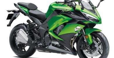 Manual en Español Kawasaki Z1000SX ABS 2013 de Usuario PDF GRATIS
