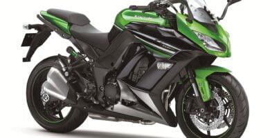 Manual en Español Kawasaki Z1000SX ABS 2016 de Usuario PDF GRATIS