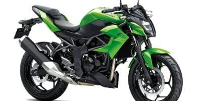 Manual en Español Kawasaki Z250 SL 2014 de Usuario PDF GRATIS