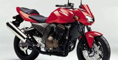 Manual en Español Kawasaki Z750 2005 de Usuario PDF GRATIS