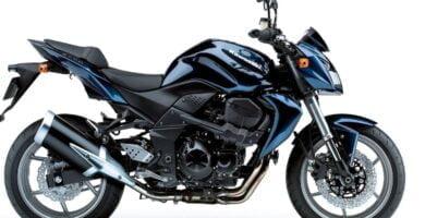 Manual en Español Kawasaki Z750 2010 de Usuario PDF GRATIS